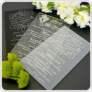Luxurious-acrylic-english-wedding-invitation-card
